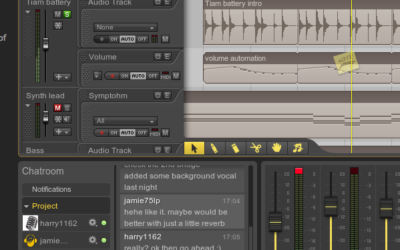 Ohmstudio: A DAW with live online collaboration – Free Trial Period