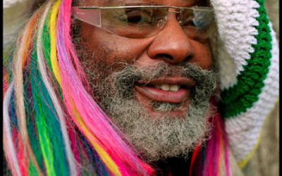 George Clinton fights theft of his intellectual property.