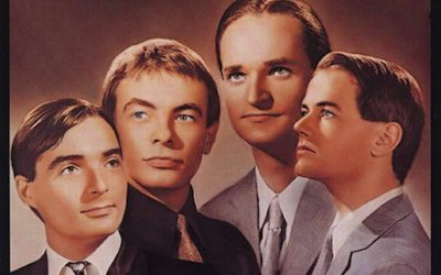 Kraftwerk and the Secret Break